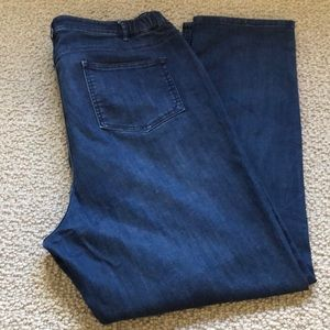 J.Jill smooth fit straight leg jean